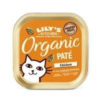Pâtée en barquette pour chat - Lily's Kitchen Terrine Bio Sans Céréales Terrine Bio Sans Céréales
