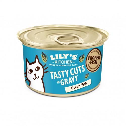 Alimentation pour chat - Lily's Kitchen Bouchées en sauce pour chats