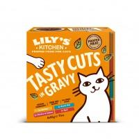Pâtée en boîte pour chat - Lily's Kitchen Bouchées en sauce Lily's Kitchen