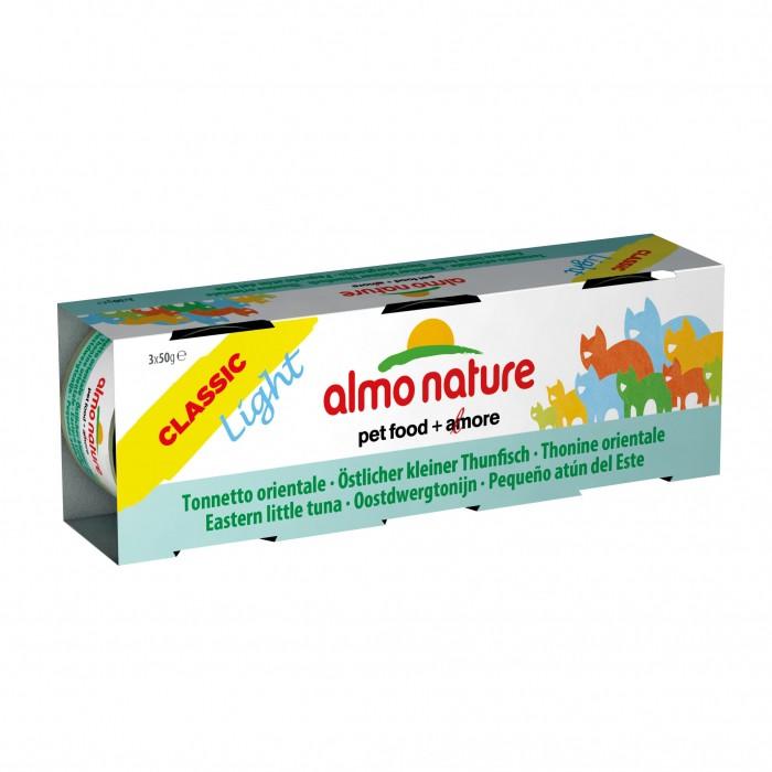 Alimentation pour chat - Almo Nature Light - Lot 6 x 50g pour chats