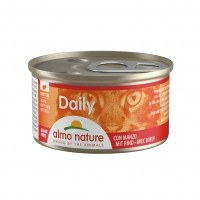 Pâtée en boite pour chat - Almo Nature Daily - Lot 5 x 85 g Daily - Lot 5 x 85 g