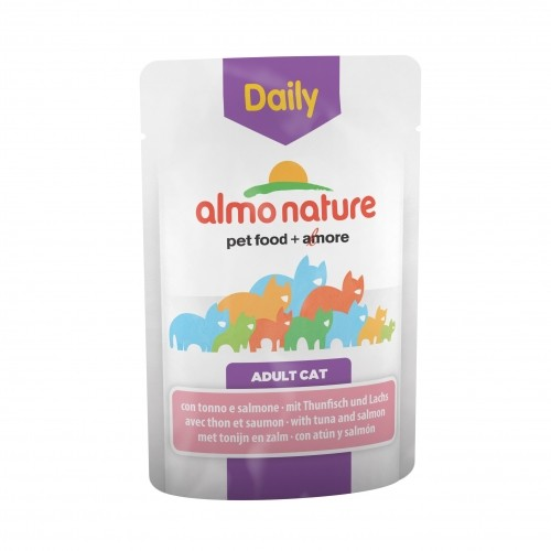 Alimentation pour chat - Almo Nature Daily Adult - Lot  pour chats