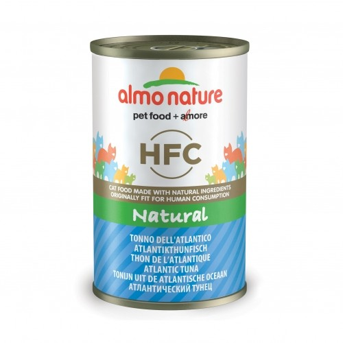 Alimentation pour chat - Almo Nature HFC Natural - Lot 6 x 140g pour chats