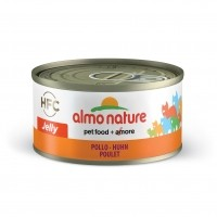 Pâtée en boîte pour chat - Almo Nature HFC Jelly - Lot 6 x 70g HFC Jelly - Lot 6 x 70g