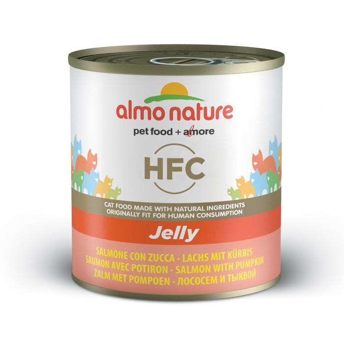 Alimentation pour chat - Almo Nature HFC Natural - Lot 4 x 280 g pour chats
