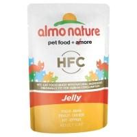 Sachet fraîcheur pour chat - ALMO NATURE HFC Jelly - 6 x 55 g