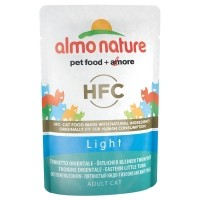 Sachet fraicheur pour chat - ALMO NATURE HFC light - 6 x 55g