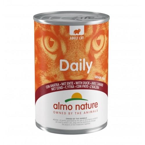 Pâtée en boite pour chat - ALMO NATURE Daily Menu - Lot 6 x 400 g