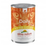 Pâtée en boite pour chat - Almo Nature Daily - 6 x 400 g Daily - 6 x 400 g