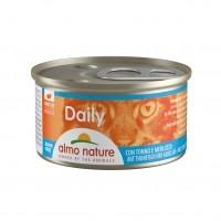 Pâtée en boite pour chat - ALMO NATURE Daily - Lot 6 x 85 g