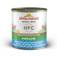 Pâtée en boîte pour chat - ALMO NATURE HFC Natural - Lot 4 x 280 g