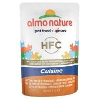 Sachet fraîcheur pour chat - Almo Nature HFC Cuisine - 6 x 55g HFC Cuisine - 6 x 55g