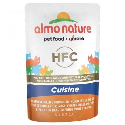 Alimentation pour chat - Almo Nature HFC Cuisine pour chats