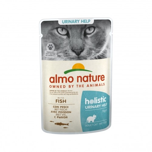 Alimentation pour chat - Almo Nature Holistic Fonctionnel Urinary Support - 30 x 70 g pour chats