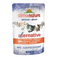 Sachet fraîcheur pour chat - ALMO NATURE Alternative - Lot 6 x 55 g