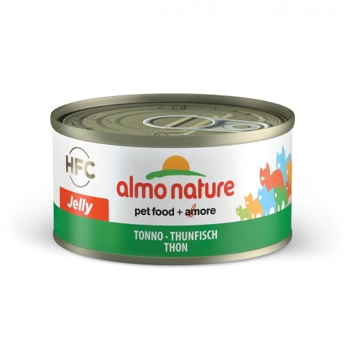 Alimentation pour chat - Almo Nature HFC Jelly - Lot 6 x 70g pour chats