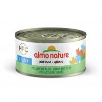 Pâtée en boîte pour chat - Almo Nature HFC Light - 6 x 70 g  HFC Light - 6 x 70 g