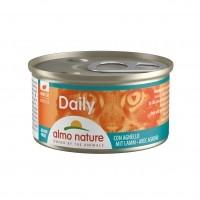 Pâtée en boite pour chat - ALMO NATURE Daily - Lot 24 x 85 g