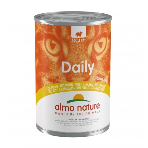 Alimentation pour chat - Almo Nature Daily - 24 x 400 g pour chats