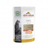 Sachet fraîcheur pour chat - ALMO NATURE HFC Cuisine - 24 x 55g