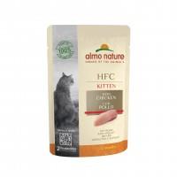 Sachet fraîcheur pour chaton - Almo Nature HFC Kitten - 24 x 55g
