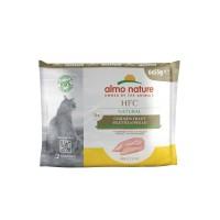 Sachet fraîcheur pour chat - Almo Nature HFC Natural - Lot 6 x 55 g