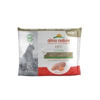 Sachet fraîcheur pour chat - Almo Nature HFC Natural - 6 x 55 g HFC Natural - 6 x 55 g