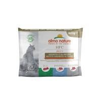 Sachet fraîcheur pour chat - Almo Nature HFC Jelly - Lot 6 x 55 g