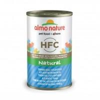 Pâtée en boîte pour chat - ALMO NATURE HFC Natural - Lot 24 x 140g