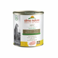 Pâtée en boîte pour chat - Almo Nature HFC Natural - Lot 12 x 280 g