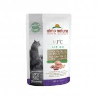 Sachet fraîcheur pour chat - Almo Nature HFC Raw pack - 24 x 55g HFC Raw pack - 24 x 55g