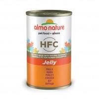 Pâtée en boîte pour chat - ALMO NATURE HFC Light - 24 x 140 g