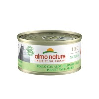 Pâtée en boîte pour chat - Almo Nature HFC Light - 24 x 70 g HFC Light - 24 x 70 g