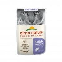 Sachet fraîcheur pour chat - Almo Nature Holistic Fonctionnel Sensitive - 30 x 70 g