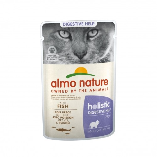 Alimentation pour chat - Almo Nature Holistic Fonctionnel - Sensitive pour chats