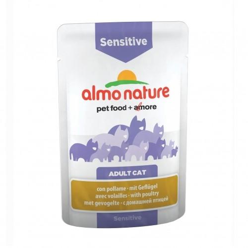 Alimentation pour chat - Almo Nature Holistic Fonctionnel - Sensitive pour chats