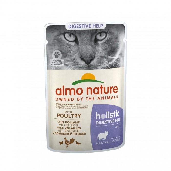 Alimentation pour chat - Almo Nature Holistic Fonctionnel Sensitive - 30 x 70 g pour chats