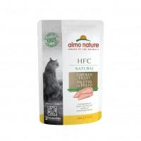 Sachet fraîcheur pour chat - ALMO NATURE HFC Natural - 24 x 55 g