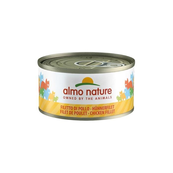 Alimentation pour chat - Almo Nature 6 x 70g pour chats