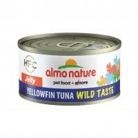 Pâtée en boîte pour chat - ALMO NATURE HFC Wild Taste - 24 x 70g