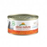 Pâtée en boîte pour chat - Almo Nature HFC Complete - 24 x 70 g  HFC Complete - 24 x 70 g