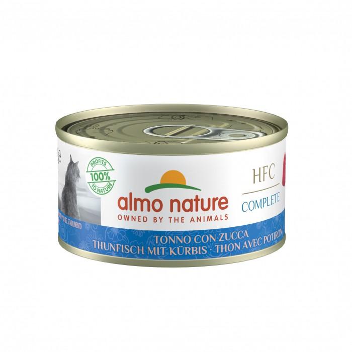 Alimentation pour chat - Almo Nature HFC Complete - 24 x 70 g  pour chats
