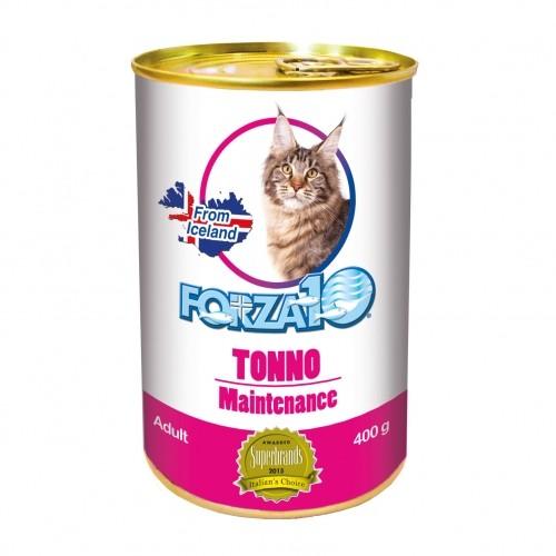 Alimentation pour chat - FORZA 10 Maintenance - Lot 3 x 400g pour chats