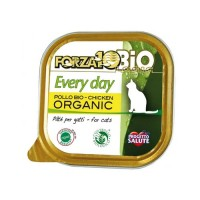 Pâtée en barquette pour chat - FORZA 10 EveryDay Adult Bio - Lot 6 x 85g