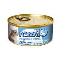 Pâtée en boîte pour chat - FORZA 10 Regular Diet hypersensible - Lot 6 x 170g