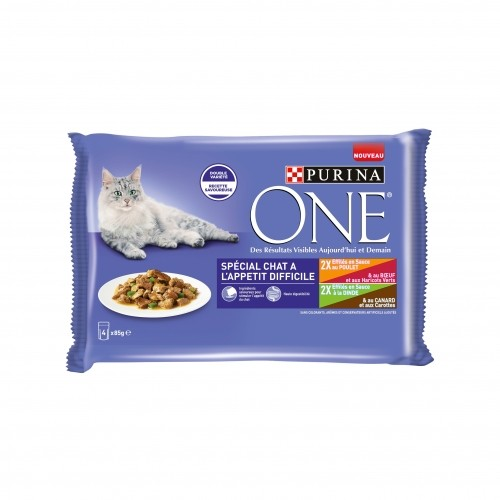 Alimentation pour chat - PURINA ONE pour chats