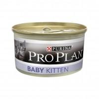 Mousse pour chaton - PROPLAN Baby Cat Mousse Poulet 24x85g