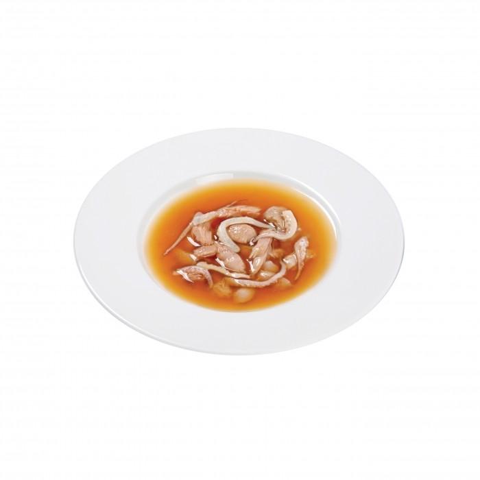 Alimentation pour chat - Schesir Soup Adult - Lot 20x85g pour chats