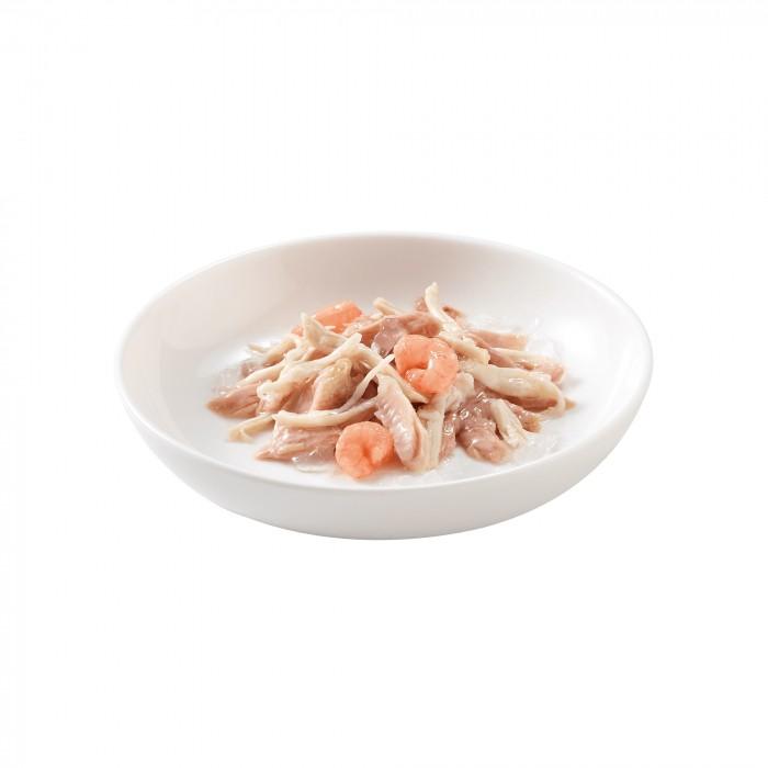 Alimentation pour chat - Schesir  Sachet Pâtée en gelée Adult - Lot 20 x 85 g pour chats