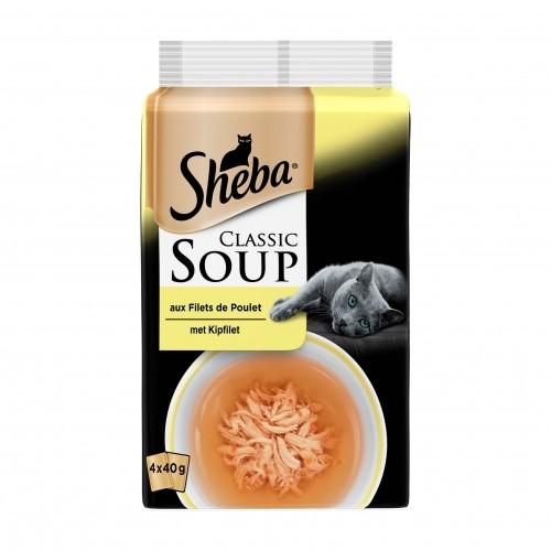 Alimentation pour chat - Sheba pour chats